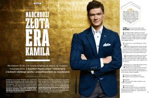 Kamil Majchrzak wywiad łukasz załuski