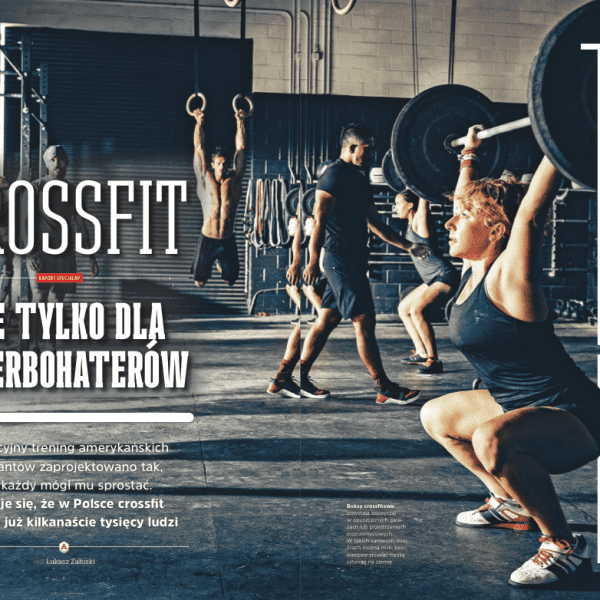 crossfit co to jest