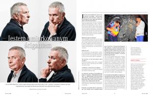 Krzysztof Materna wywiad