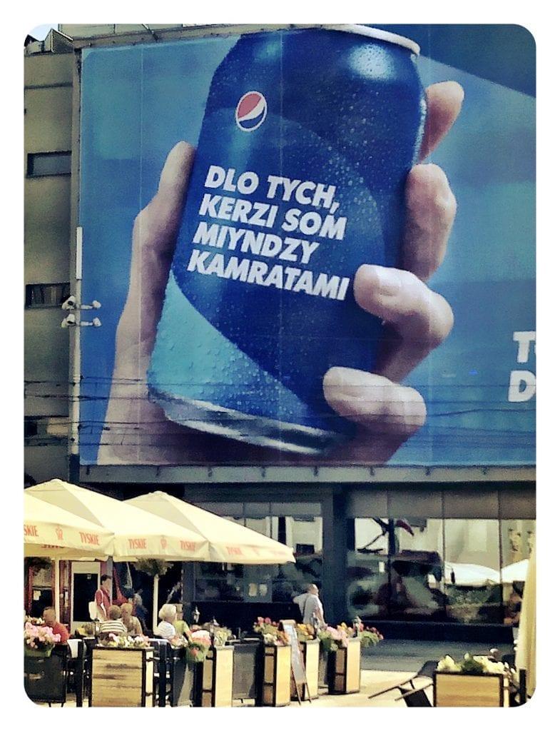 Katowice gwara śląska