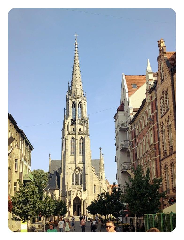 Katowice katedra