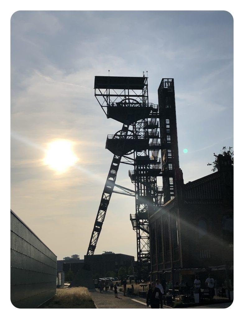 Katowice kopalnia