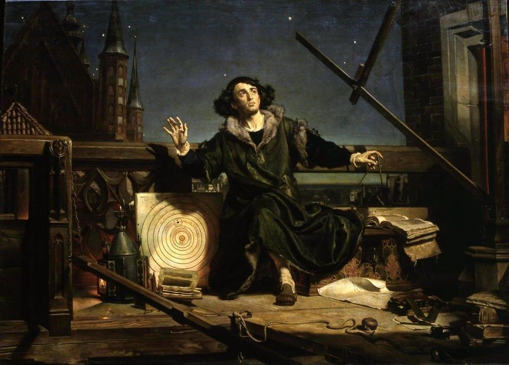 Mikołaj Kopernik Matejko