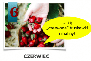 Polish for foreigners Months